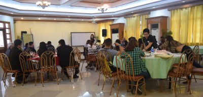 IGS conducts seminar on Business Correspondence